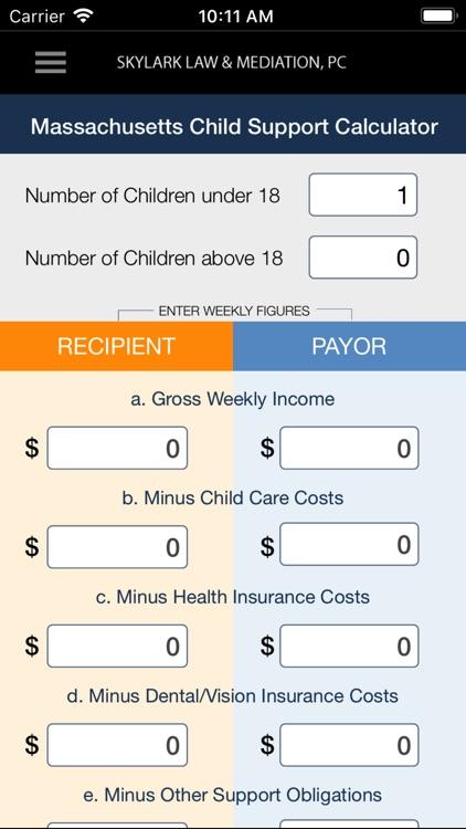Child Support Tn Calculator