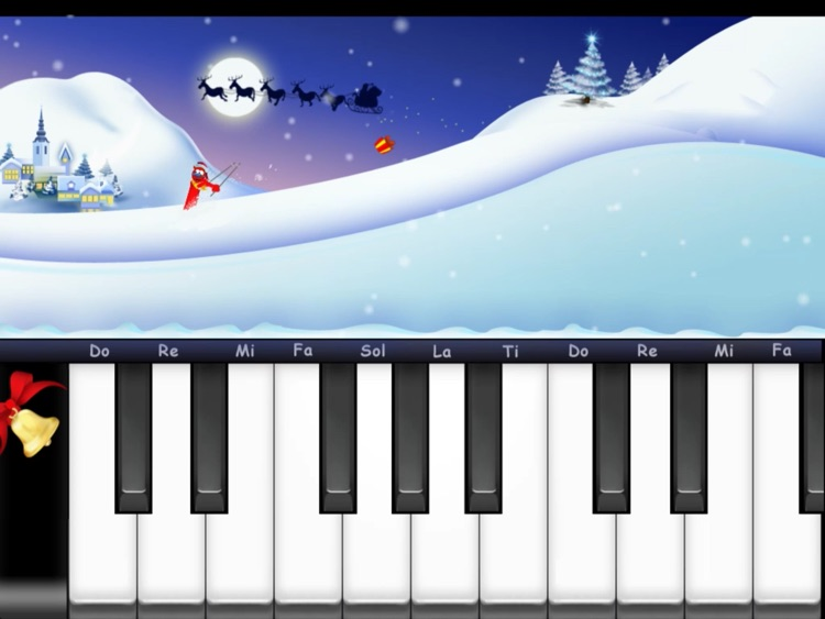 Piano Mi Christmas screenshot-3