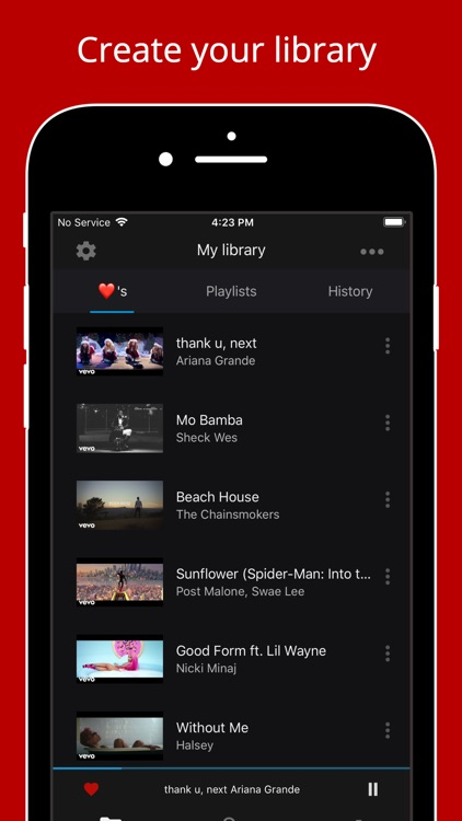 Trending Music - Stream Songs