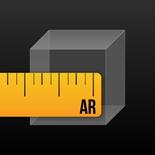 Measuring Tape AR icon