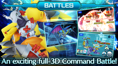 DigimonLinks screenshot 3