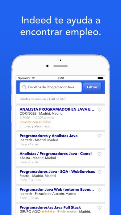 download Indeed: Búsqueda de empleo apps 0