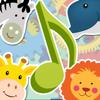 Caja de música para niños