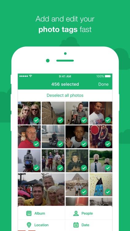 MemoryWeb – photo metadata app screenshot-4
