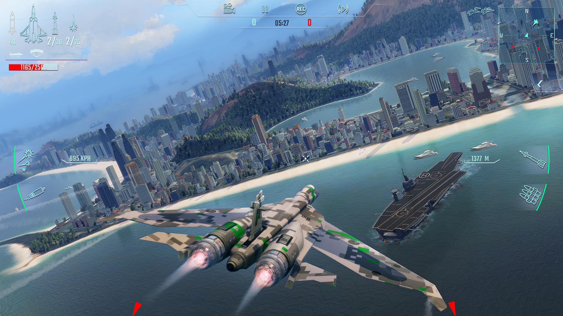 Sky Gamblers - Infinite Jets screenshot 14