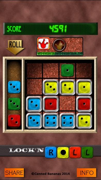 Lock 'n' Roll screenshot one