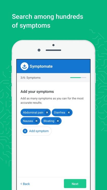 Symptomate screenshot-4