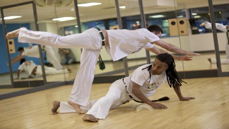 Capoeira Training