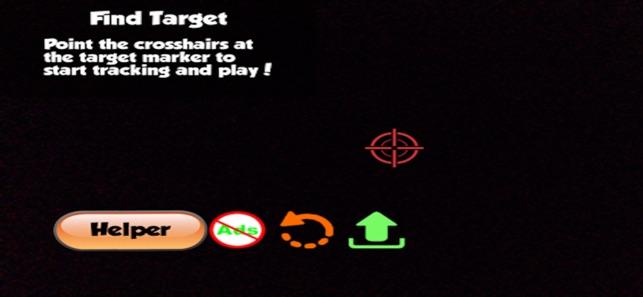 AR Shoot - Find Target Screenshot