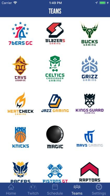 NBA 2K League screenshot-3