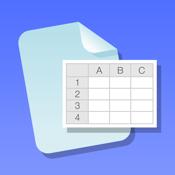 iSpreadsheet Free (Mobile Spreadsheet) icon