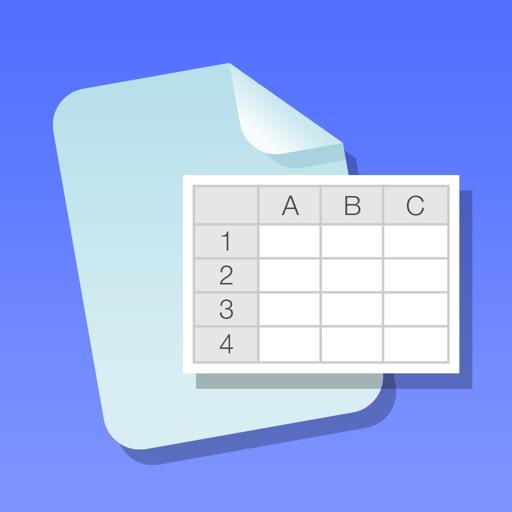 iSpreadsheet™ : Office Sheets iOS App