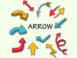 Downloads Arrow Stickers for iMessage