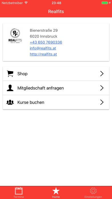 RealfitsScreenshot von 3
