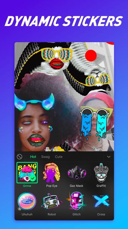 Noizz-Music Cam & Video Editor screenshot-3