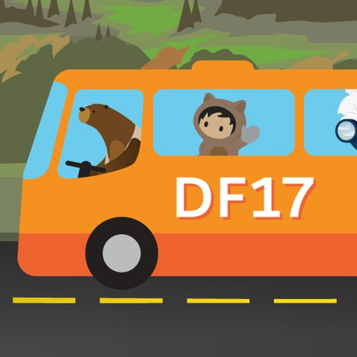 Dreamforce Shuttle Tracker