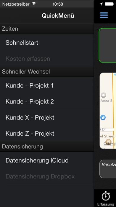 Screenshot for Stempeluhr in Austria App Store