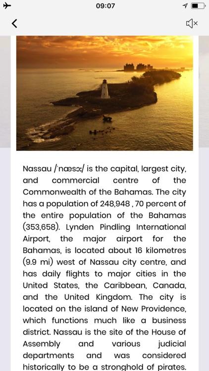 The Bahamas Travel Guide screenshot-4