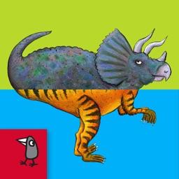 Flip Flap Dinosaurs
