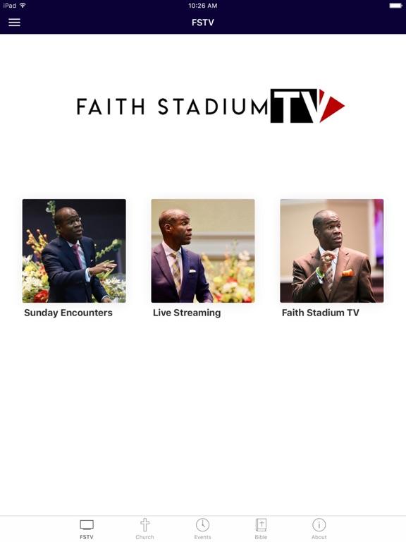 Faith Stadium TV screenshot 3