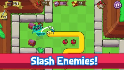 Treasure Fetch phone App screenshot 4