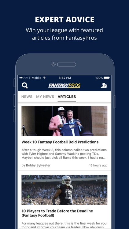 Fantasy News by FantasyPros screenshot-3