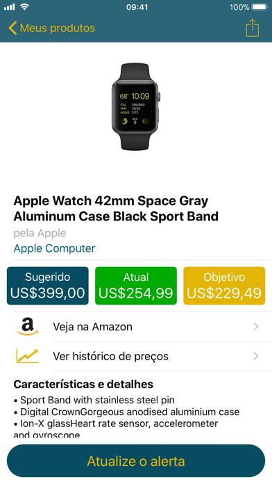 Baixar Trackava - alertas para Amazon para Android