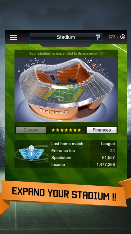 GOAL Football Manager screenshot-4
