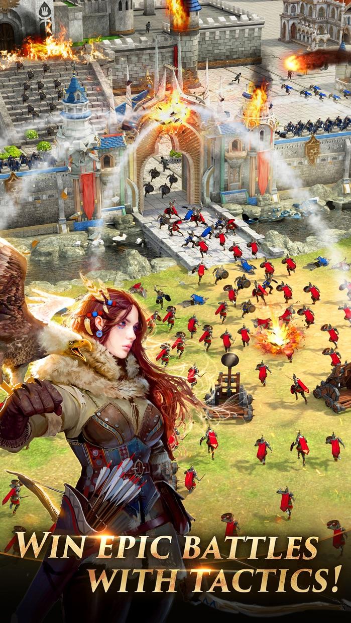 Rise of the Kings Screenshot