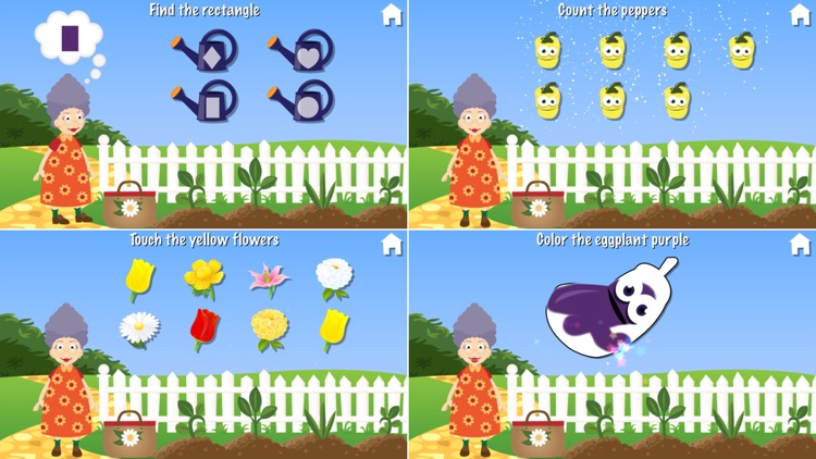 Grandma's Garden screenshot-1