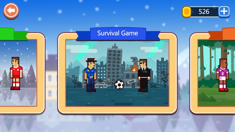 Happy Soccer Physics screenshot-3