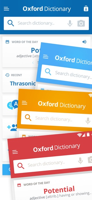 ‎Oxford American Dictionary on the App Store