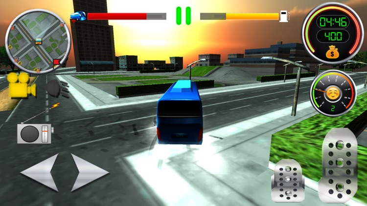 City Bus Driver: Driving Sim screenshot-6