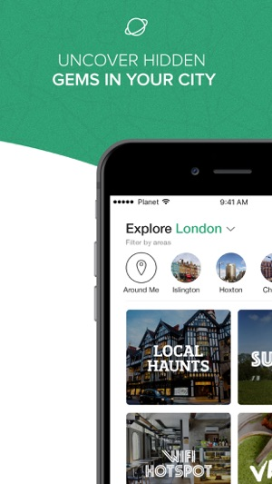 KOMPAS: Discover Your City on the App Store