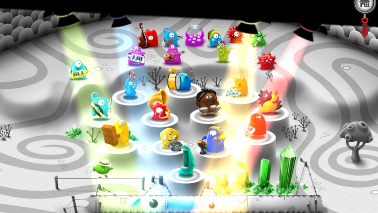 Jelly Band screenshot-4