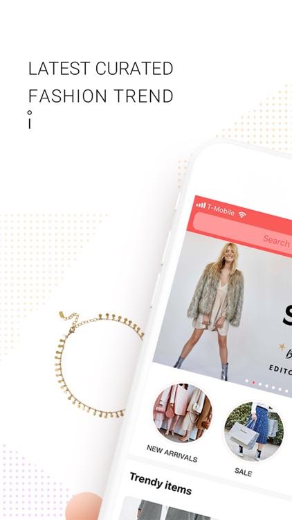 Qury - Woman Fashion Shopping screenshot-0