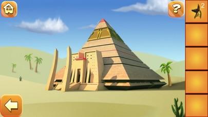 脱出げーむ:ピラミッド脱獄ゲーム新作紹介画像3