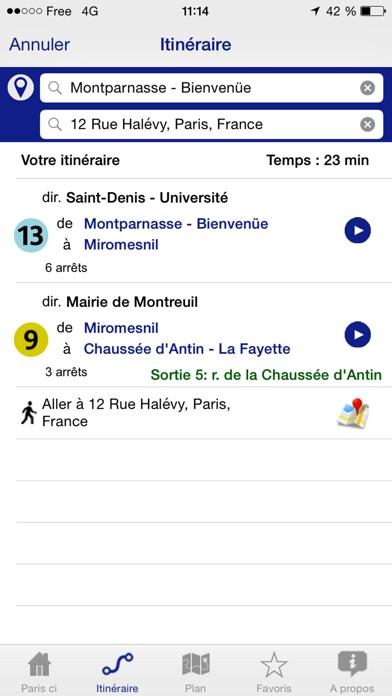 Paris Ci La Sortie Du Mtro review screenshots