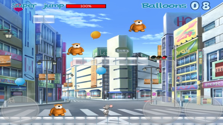 Mouse in Cities screenshot-4