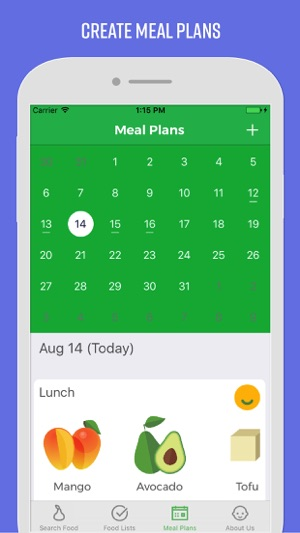 baby meal planner food guide on the app store