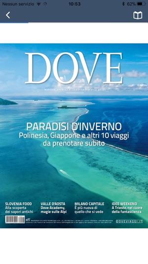 Dove digital edition su app store for Rcs riviste