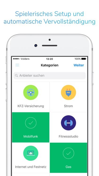 Volders: Der Vertragsassistent screenshot-3