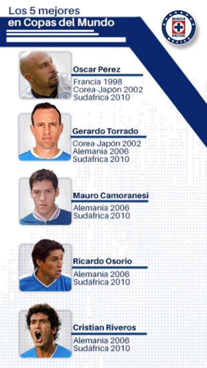 Cruz Azul FC screenshot-3