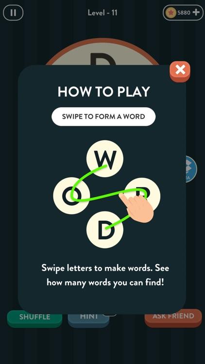 Word Connect Pro: Word Circle screenshot-3