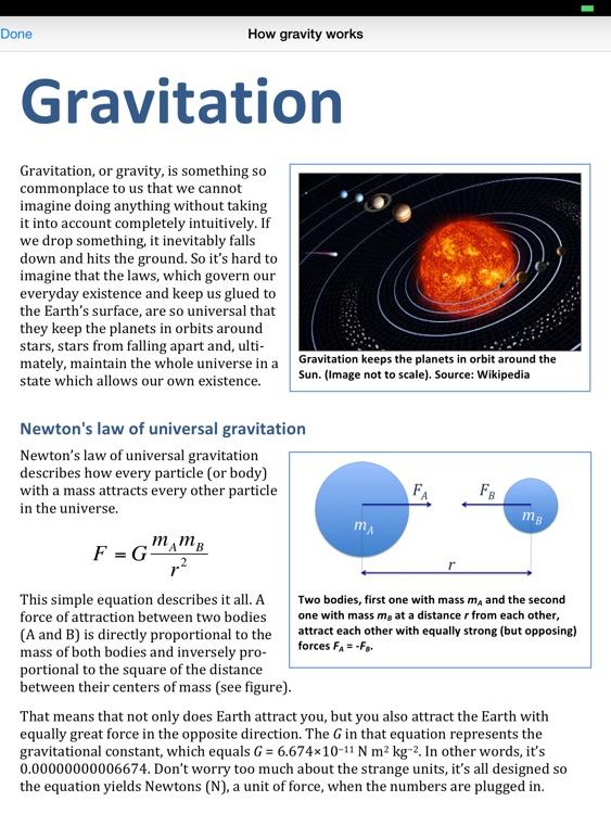Gravity Lab - Space Simulator screenshot-3