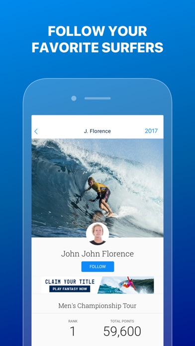 World Surf League screenshot two