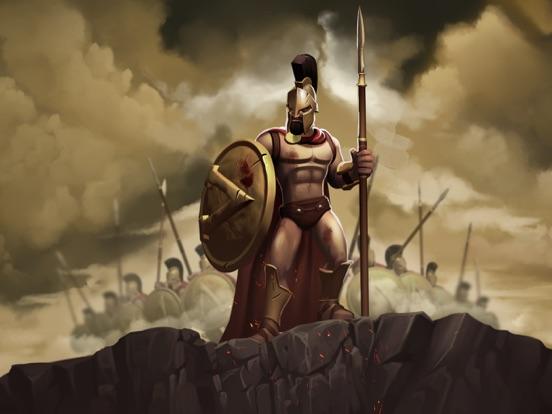 Gladiator Heroes Clash - игра на iPad