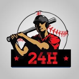 Philadelphia Baseball 24h