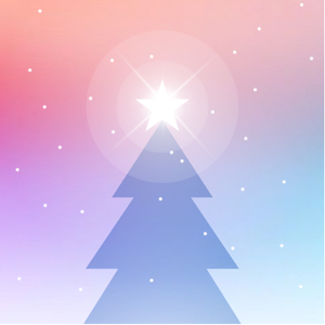 Twinkle Christmas Card app