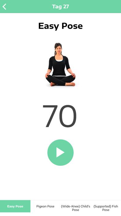 Yoga in der SchwangerschaftScreenshot von 5